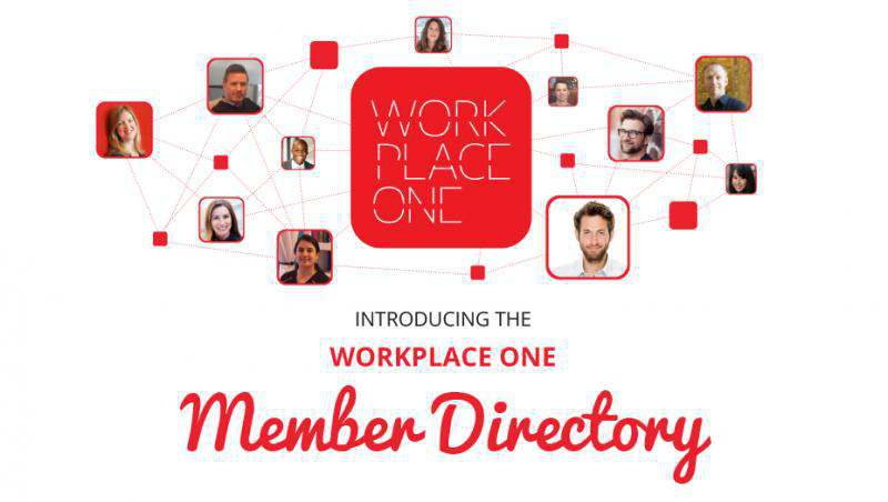 Introducing the Workplace One Member Directory