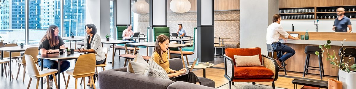 Coworking for a new age