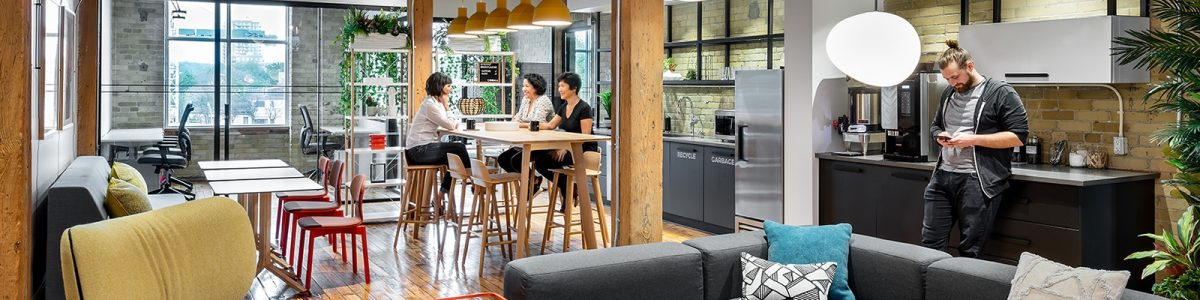 Workplace One - The Evolution of Coworking