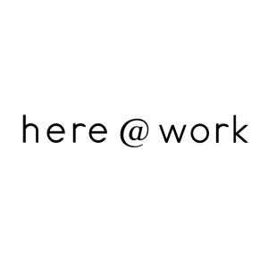 Here at work logo